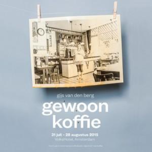 Gewoon koffie Gijs van den Berg