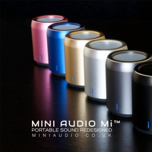 Mini Audio MI Bluetooth Speaker Mini Audio