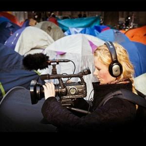 Occupy Amsterdam Sarah Blom