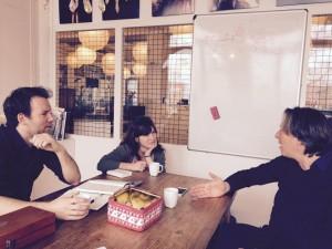 Interview met Jeroen Everaert (mothership)